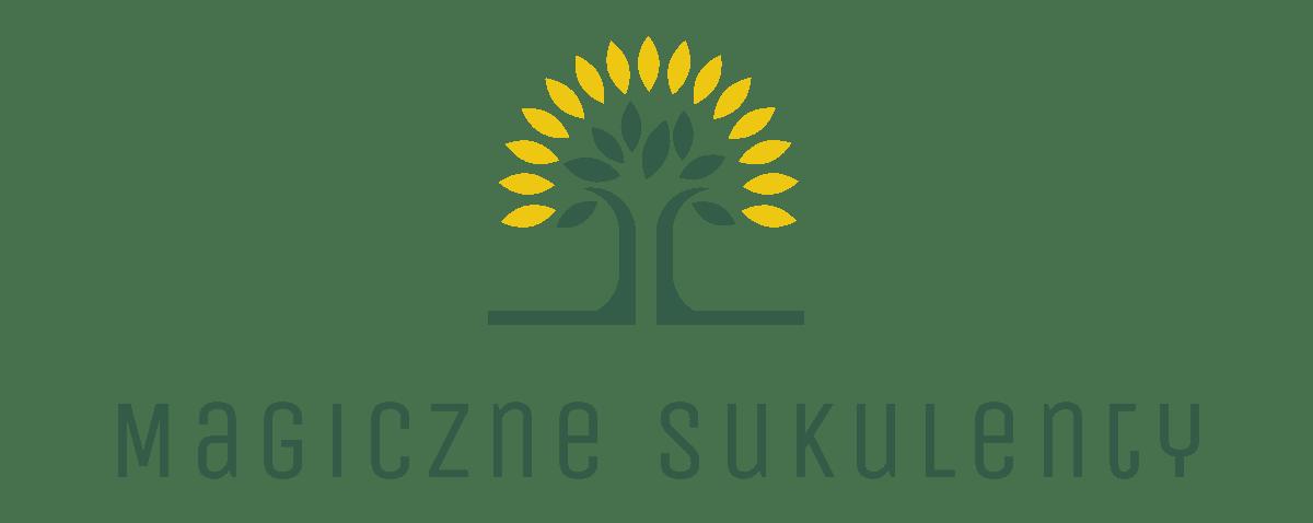 Magiczne sukulenty logo